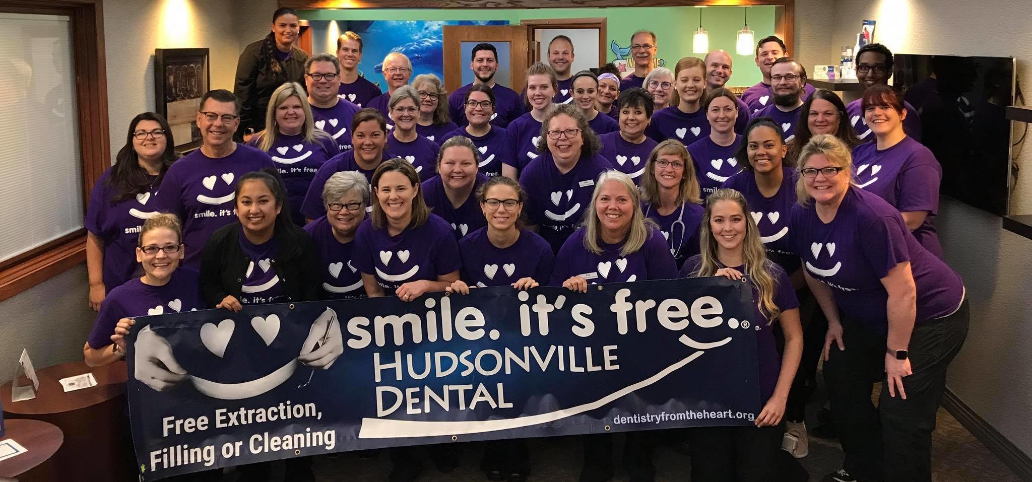 Hudsonville MI Kid's Dentists